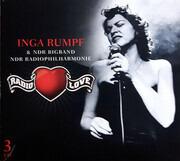 CD-Box - Inga Rumpf , The NDR Big Band , Radio-Philharmonie Hannover Des NDR - Radio Love - Digipak