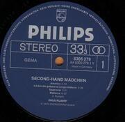 LP - Inga Rumpf - Second-Hand Mädchen