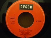 7inch Vinyl Single - Inga Rumpf und John O'Brien-Docker - Bonnie And Clyde / Frankie And Johnny