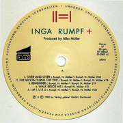 LP - Inga Rumpf - Pläne Stereo
