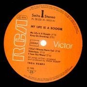 LP - Inga Rumpf - My Life Is A Boogie
