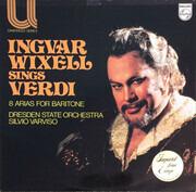 LP - Verdi - Ingvar Wixell Sings Verdi