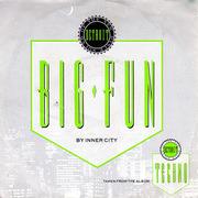 7'' - Inner City - Big Fun