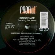 12'' - Innocence - Natural Thing