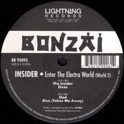 12inch Vinyl Single - Insider - Enter The Electra World (World 2)
