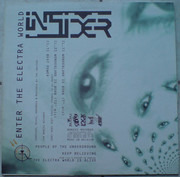 12inch Vinyl Single - Insider - Enter The Electra World