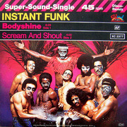 12'' - Instant Funk - Bodyshine / Scream And Shout