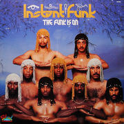 LP - Instant Funk - The Funk Is On