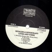 LP - Intalek & Ritchcraft - Lives And Vibes
