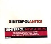 CD - Interpol - Antics