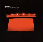 CD - Interpol - Turn On The Bright Lights