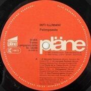 LP - Inti Illimani - Palimpsesto