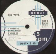 12inch Vinyl Single - Ipso Facto - Movin' On