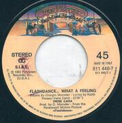 7inch Vinyl Single - Irene Cara - Flashdance... What A Feeling