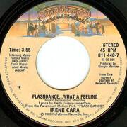 7'' - Irene Cara - Flashdance... What A Feeling