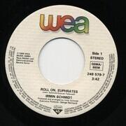 7inch Vinyl Single - Irmin Schmidt - Roll On, Euphrates