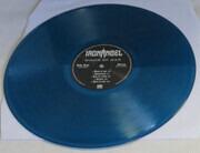 LP - Iron Angel - Winds Of War - Still Sealed, Blue