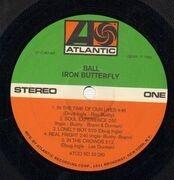LP - Iron Butterfly - Ball - Gatefold
