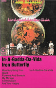 MC - Iron Butterfly - In-A-Gadda-Da-Vida - Still Sealed.