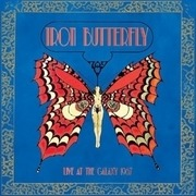 LP - Iron Butterfly - Live At The Galaxy 1967 - HQ-Vinyl LIMITED