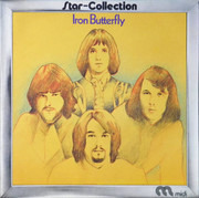 LP - Iron Butterfly - Star-Collection