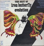 LP - Iron Butterfly - The Best Of Iron Butterfly Evolution