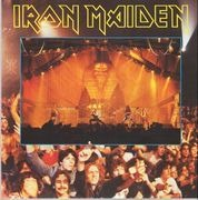 Double LP - Iron Maiden - Live After Death - + BOOKLET
