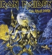 Double LP - Iron Maiden - Live After Death