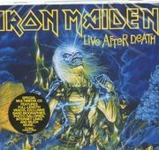Double CD - Iron Maiden - Live After Death