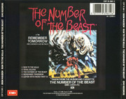 CD - Iron Maiden - Run To The Hills · The Number Of The Beast