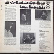 LP - Iron Butterfly - In-A-Gadda-Da-Vida