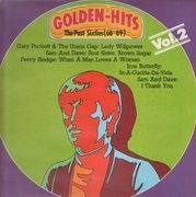 LP - Iron Butterfly, Don Fardon, Percy Sledge, etc. - Golden-Hits The Past Sixties (66-69) Vol. II