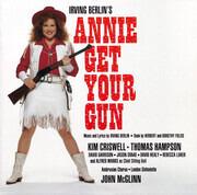 CD - Irving Berlin - Kim Criswell , Thomas Hampson , The Ambrosian Singers , London Sinfonietta , John M - Annie Get Your Gun