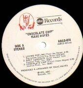 LP - Isaac Hayes - Chocolate Chip - Gatefold