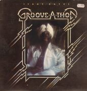 LP - Isaac Hayes - Groove-A-Thon - with Giant Poster!