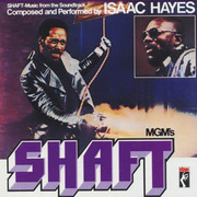 Double LP - Isaac Hayes - Shaft - original 1st german press