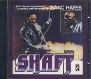 CD - Isaac Hayes - Shaft
