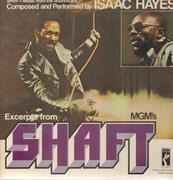 Double LP - Isaac Hayes - Shaft - Sonderauflage