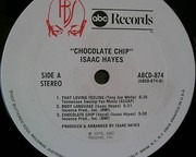 LP - Isaac Hayes - Chocolate Chip - Gatefold