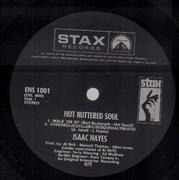 LP - Isaac Hayes - Hot Buttered Soul