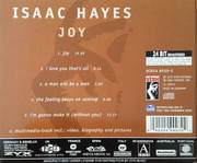 CD - Isaac Hayes - Joy - Digipak