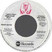 7inch Vinyl Single - Isaac Hayes - Juicy Fruit (Disco Freak)