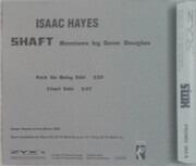 CD Single - Isaac Hayes - Shaft