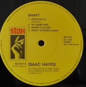 Double LP - Isaac Hayes - Shaft - Still sealed