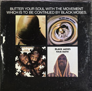 Double LP - Isaac Hayes - Shaft - Monarch Pressing, Gatefold