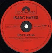 LP - Isaac Hayes - Don't Let Go