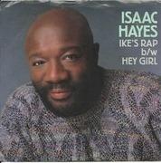 7'' - Isaac Hayes - Ike's Rap