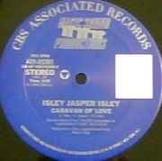 12'' - Isley Jasper Isley - Caravan Of Love / I Can't Get Over Losin' You