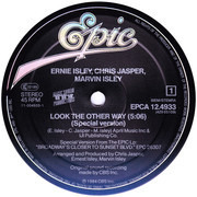 12inch Vinyl Single - Isley Jasper Isley - Look The Other Way