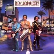 LP - Isley Jasper Isley - Broadway's Closer To Sunset Blvd.